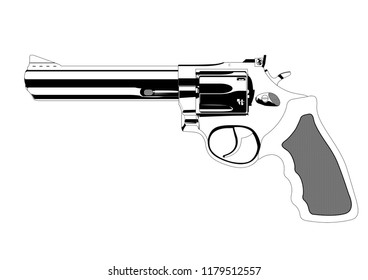modern firearm shotgun colt python