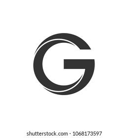 g logo images stock photos vectors shutterstock https www shutterstock com image vector modern g logo 1068173597