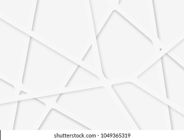 modern genetic web style background for business, technology, or medical concept - vector illustration
