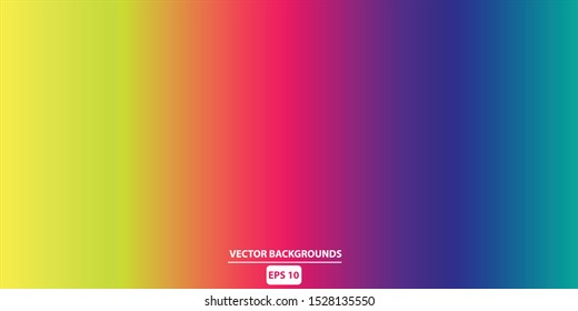 Modern Gradient Vector Background Template