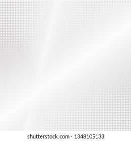 Modern Gray halftone background for text