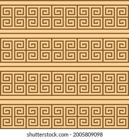 Modern greek versace abstract geometric pattern background