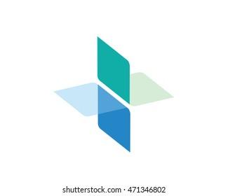 Modern Health Care Medical Logo - Modern Health Cross Symbol