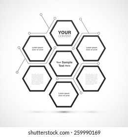 Hexagon Web Design