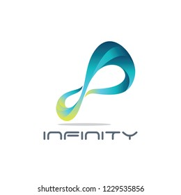 Modern Infinity Illustration