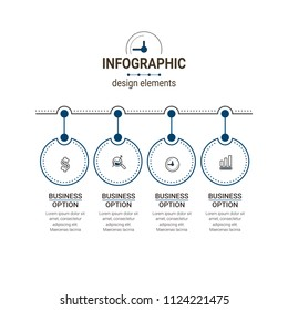 Modern Infographic Choice Template