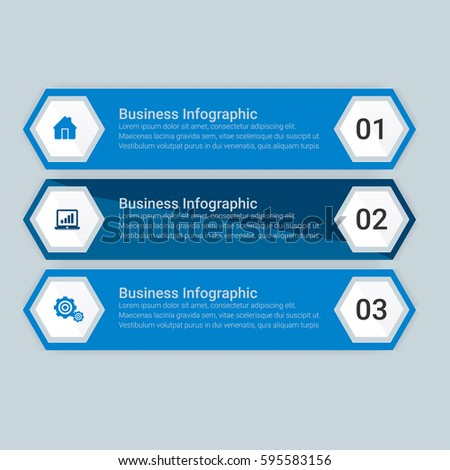 modern infographic circular template stock vector royalty free