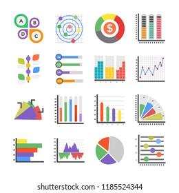 Modern Infographics Flat Icons