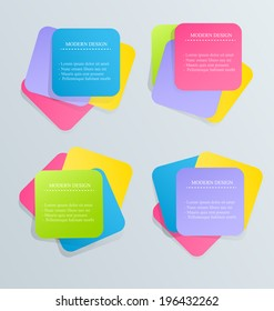 Modern inforgraphics template. Can be used for banners, website templates and designs, infographic posters, brochures, ads, presentations, business, education design.