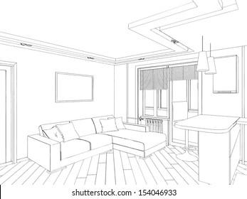 Vectores Imágenes Y Arte Vectorial De Stock Sobre Muebles