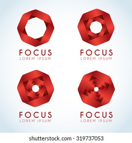 Modern Logo Design : Vector Illustration