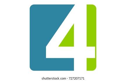 Modern Logo Number 4