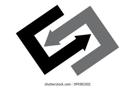 Modern Logo Solution Letter S G