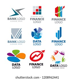 modern logos design elements for company