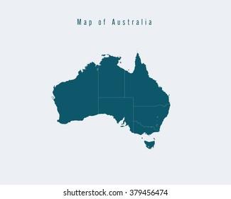 Australia Map Provinces.Australia Provinces Images Stock Photos Vectors Shutterstock