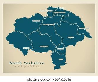 Harrogate England Map.Harrogate Uk Stock Illustrations Images Vectors Shutterstock