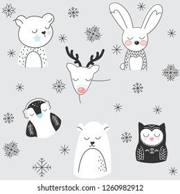 Ilustraciones Imágenes Y Vectores De Stock Sobre Nordic