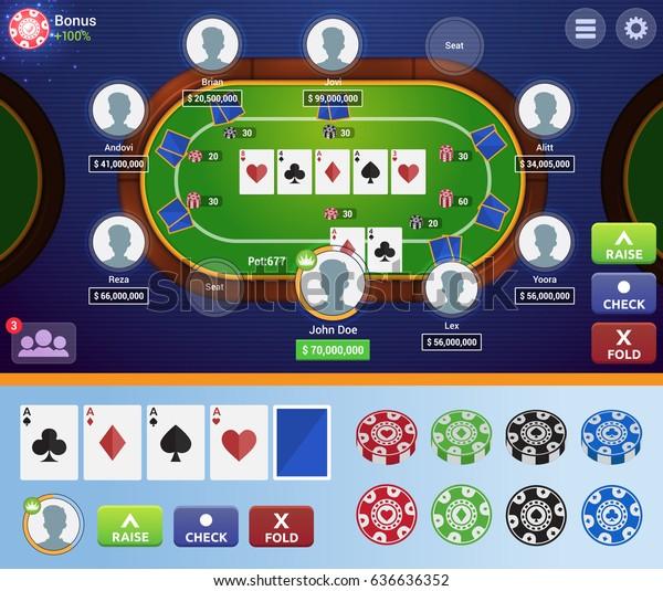 онлайн казино техасский покер