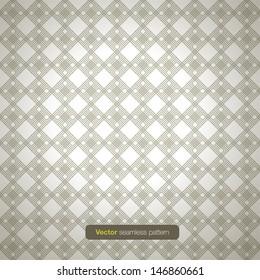Modern Pattern Illustration. Vector background.