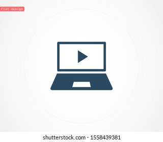 Modern player for video and music. Free space for adv. Vector illustration isolated on black background.player background Red Play Vector Logo, JPG, JPEG, EPS Icon Button.youtube