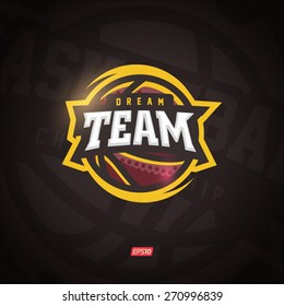 dream team images stock photos vectors shutterstock rh shutterstock com dream team logo font dream team logo url