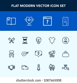 Modern, simple vector icon set with boat, electric, fashion, paddle, open, financial, musical, oar, finance, page, room, girl, energy, model, bodysuit, unlock, water, interior, bulb, square, web icons