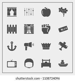 Vectores, imágenes y arte vectorial de stock sobre Airplane Tv