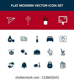 Modern, simple vector icon set with japan, communication, left, vehicle, tea, car, sake, building, bus, food, highway, blue, message, old, mobile, sign, fan, home, medicine, drink, train, road icons