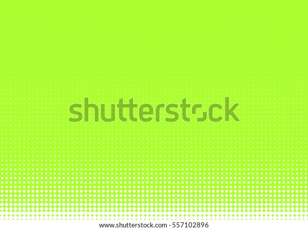 Modern Style Wallpaper Background Lime Green Stock Vector