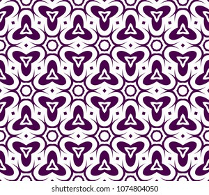 modern stylish geometry seamless pattern art deco background. Luxury texture for wallpaper, invitation. Vector illustration and abstract wear.