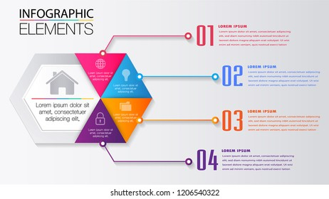 modern text box template for website computer graphic technology, banner infographics.
