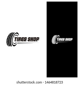 Modern Tire logo concept for your company