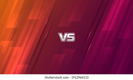 Modern versus background with rays effects