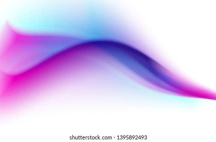 modern wavy abstract background for your design