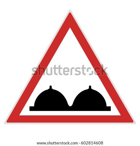 Nudist traffic light are