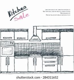 Modular Kitchen Images Stock Photos Vectors Shutterstock