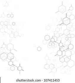 Molecular background