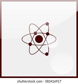 Molecule Icon.