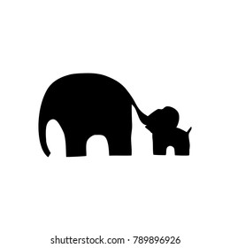 Elephant Family Template Images, Stock Photos & Vectors ...