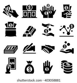 Money & Asset icon