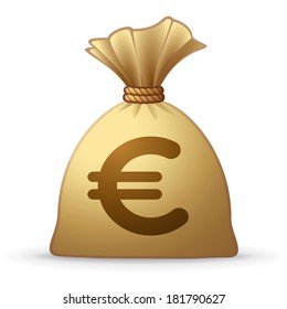Money Bag, Euro