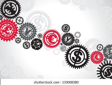 Money Cog Machine