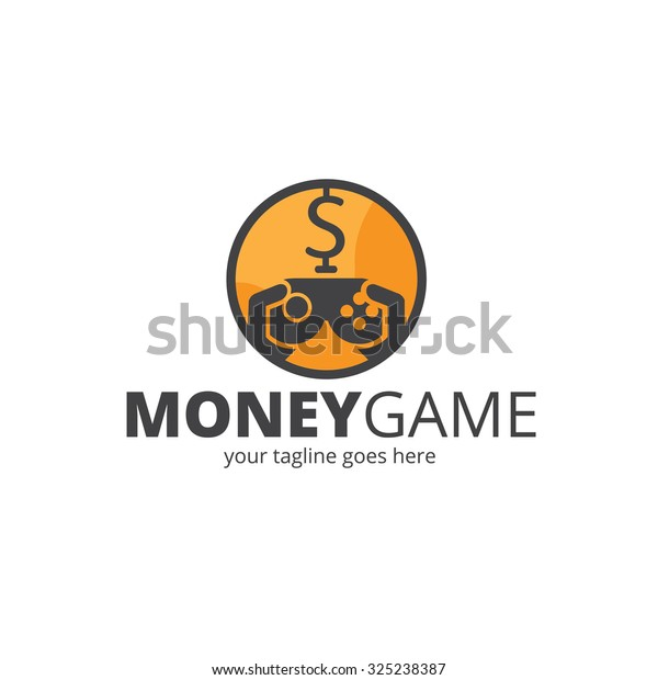 Money Game Logo Stock Vector Royalty Free 325238387