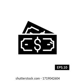 Money icon, Money Sign/Symbol Vector