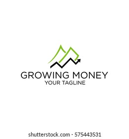 money logo template