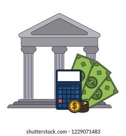 Money savings calculator