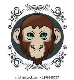 5124c84f55 Cool Monkey Images, Stock Photos & Vectors | Shutterstock