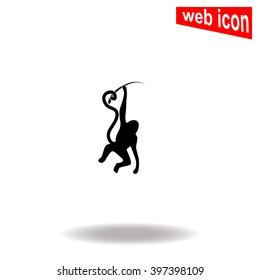 Monkey icon.