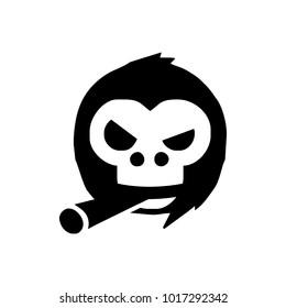 f9088898fd150 Monkey Tattoo Images, Stock Photos & Vectors | Shutterstock