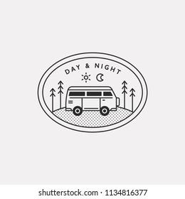 mono tone brand label logo flat design style vector graphic illustration set